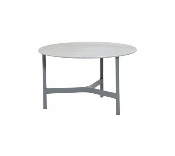 Bilde av Cane-line Twist sofabord, medium light grey