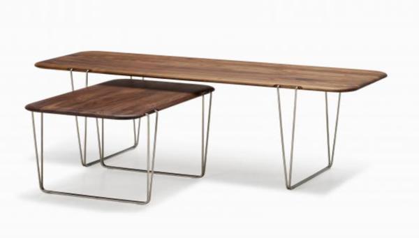 Bilde av Naver AK 825 Surf Coffee Table Valnøtt