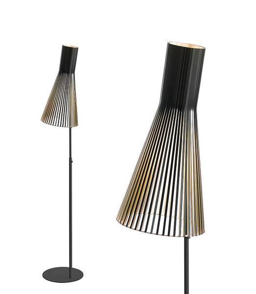 Bilde av Secto Floor lamp 4210, black