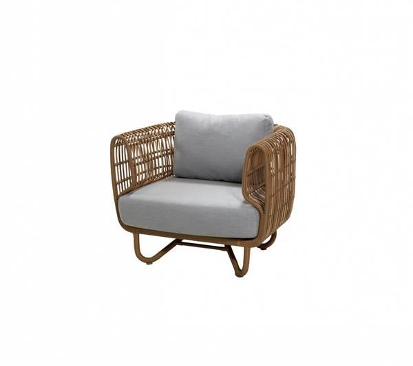 Bilde av Cane-line Nest loungestol outdoor