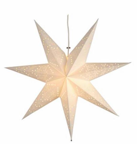 Bilde av Star sensy 55cm, hvit