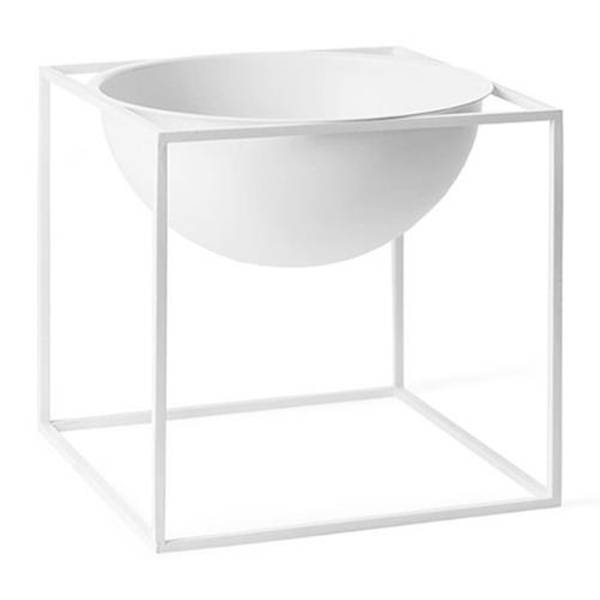 Bilde av By lassen kubus bowl large, hvit