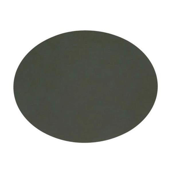 Bilde av Bordbrikke 35x46 oval L nupo dark green