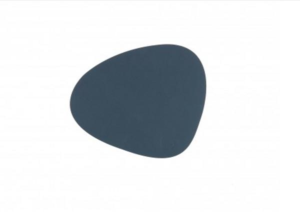 Bilde av Curve S Bordbrikke nupo 24x28, dark blue