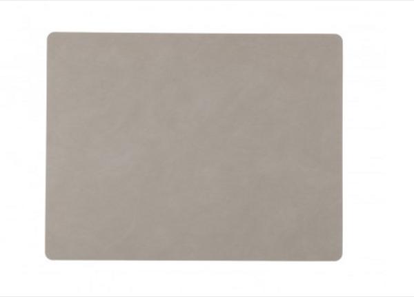 Bilde av Bordbrikke 35x45 Square L nupo light grey